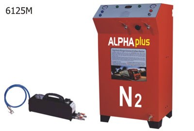 Máy bơm khí Nitơ cho lốp xe tải Alphaplus 6125(M) hinh anh 1