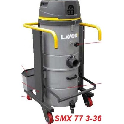 Máy hút bụi công nghiệp Lavor SMX77 3-36 hinh anh 1