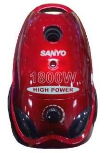 Máy hút bụi SANYO SC-185R hinh anh 1