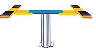 Cầu nâng 1 trụ chuyên rửa xe ô tô VM-3500NG hinh anh 1