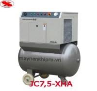 Máy nén khí trục vít Jucai JC7.5XHA hinh anh 1