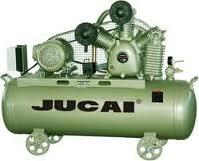 Máy nén khí piston một cấp Jucai AV0808(S) hinh anh 1