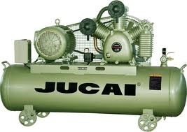 Máy nén khí hai cấp Jucai AW100012 hinh anh 1