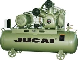 Máy nén khí hai cấp Jucai AW80012 hinh anh 1