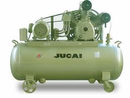 Máy nén khí piston hai cấp Jucai FHT100300 hinh anh 1