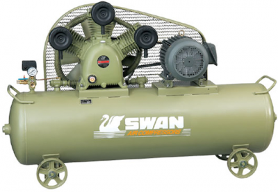 Máy nén khí bán tự động Swan SVU-201 hinh anh 1