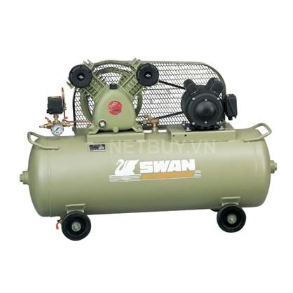 Máy nén khí bán tự động Swan SVU-202 hinh anh 1