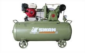 Máy nén khí bán tự động Swan SVU-203 hinh anh 1