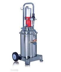 Máy bơm mỡ bằng khí nén chất liệu INOX - US-08 hinh anh 1