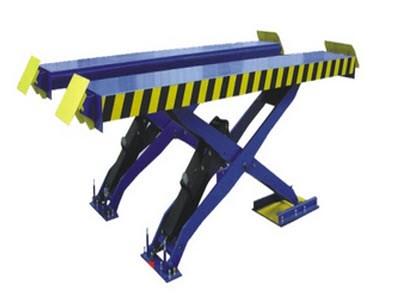 Cầu nâng ô tô kiểu xếp TITAN 3.5M hinh anh 1