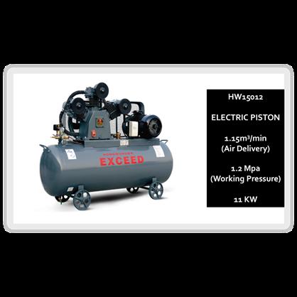 Máy nén khí Piston Exceed HW15012 hinh anh 1