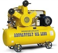 Máy nén khí piston không dầu WW-2.0/7 hinh anh 1