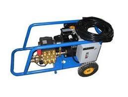 Máy phun bắn tia nước áp lực cao Toolman C300/20E hinh anh 1
