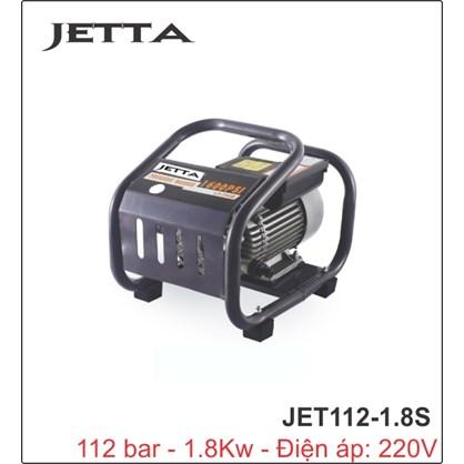 Máy phun áp lực cao JET112-1.8S (1.8KW-220V) hinh anh 1