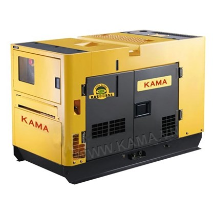 Máy phát điện KAMA KDE 100SS3 hinh anh 1