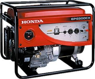 Máy phát điện Honda GA5000E-HD hinh anh 1