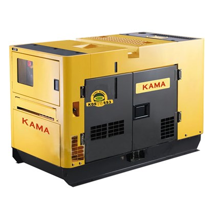 Máy phát điện KAMA-KDE25TDN hinh anh 1