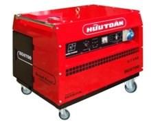 Máy phát điện xăng giảm thanh Honda HG11000SDX hinh anh 1