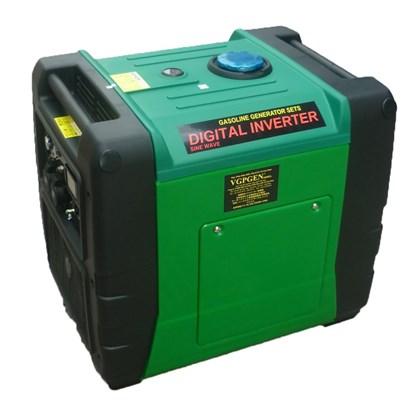 Máy phát điện biến tần kỹ thuật số 5kw hinh anh 1