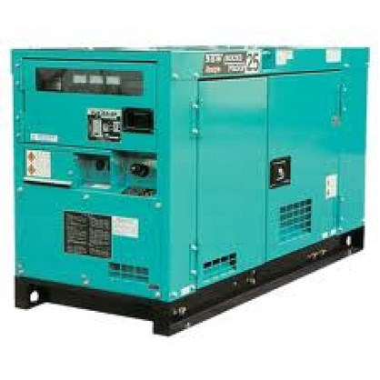 Máy phát điện TLC TWG100 (90-100 KVA) hinh anh 1