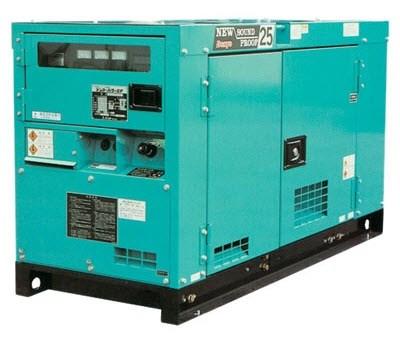 Máy phát điện TLC TWG330 (300-330KVA) hinh anh 1
