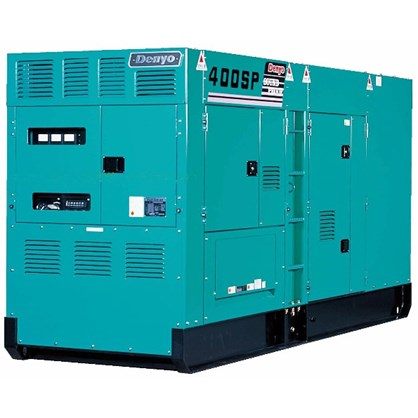 Máy phát điện Denyo DCA-400SPK2 hinh anh 1