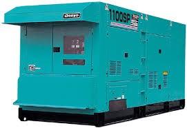 Máy phát điện Denyo DCA-1100SPM hinh anh 1