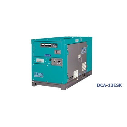 Máy phát điện DENYO DCA-13 ESK 10,5 KVA hinh anh 1