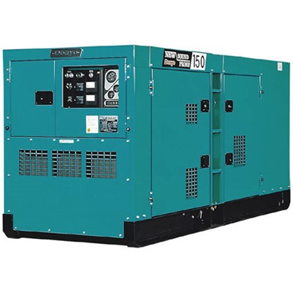 Máy phát điện Denyo DCA 150ESK hinh anh 1