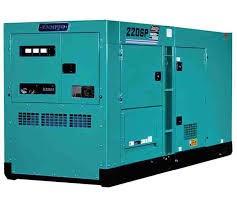 Máy phát điện Denyo DCA 220SPK3 hinh anh 1
