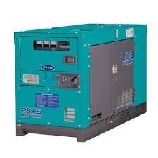 Máy phát điện Denyo DCA 25ESK hinh anh 1