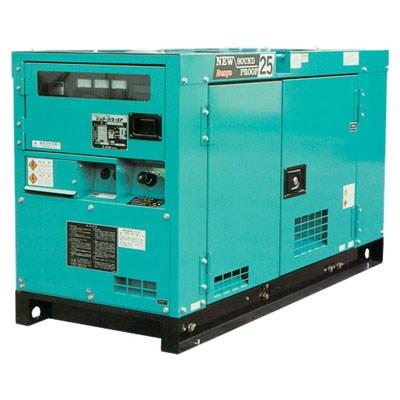 Máy phát điện Denyo DCA 30SPX hinh anh 1