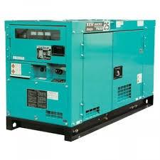 Máy phát điện Denyo DCA 40SPX hinh anh 1