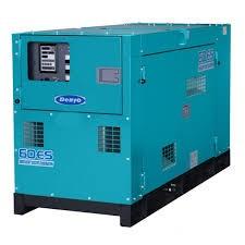Máy phát điện Denyo DCA 60ESI2 hinh anh 1