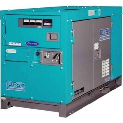 Máy phát điện DENYO DCA-10LSX hinh anh 1