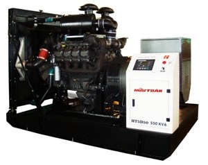 Máy phát điện dầu DEUTZ HT5D50 hinh anh 1