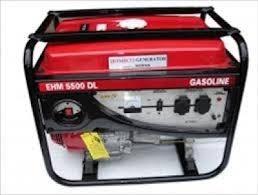 Máy phát điện Honda EHM 5500 DX hinh anh 1