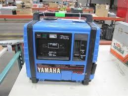 Máy phát điện chạy xăng EF1000 hinh anh 1
