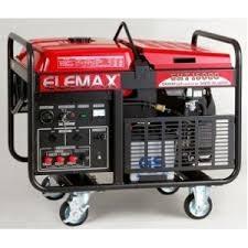 Máy phát điện ELEMAX SH11000DXS hinh anh 1