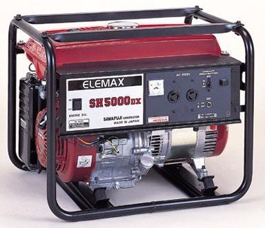 Máy phát điện ELEMAX SH5000 hinh anh 1