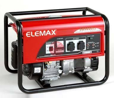 Máy phát điện ELEMAX SH6500EXS hinh anh 1