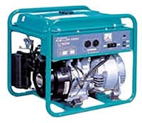 Máy phát điện Denyo GA-3706U hinh anh 1