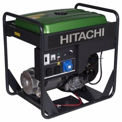 Máy phát điện Hitachi 4KVA hinh anh 1