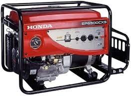 Máy phát điện Honda EP 6500CXS hinh anh 1
