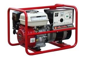 Máy phát điện xăng Honda SH4500 hinh anh 1