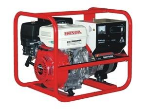 Máy phát điện xăng Honda SH7500 hinh anh 1