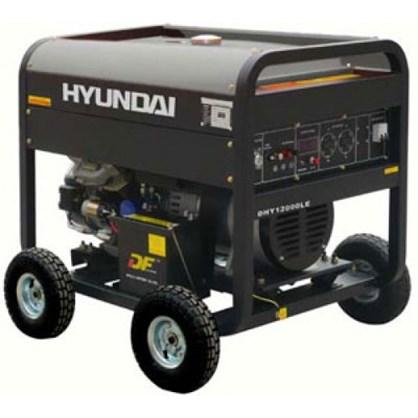 Máy phát điện Diesel Hyundai DHY 12000LE-3 hinh anh 1