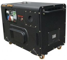 Máy phát điện Diesel Hyundai DHY 12000SE-3 hinh anh 1