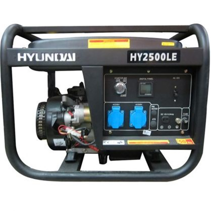 Máy phát điện Hyundai HY2500LE hinh anh 1