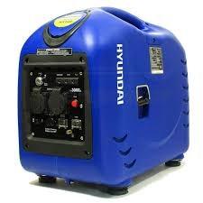 Máy phát điện Hyundai HY3000SEi hinh anh 1
